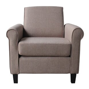 Denison Armchair by Highland Dunes