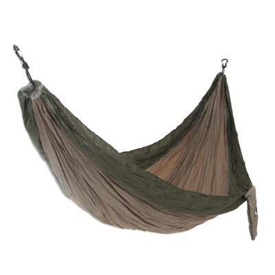 Maryjane Portable Nylon Camping Hammock by Freeport Park Looking for