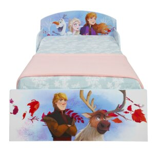Frozen Toddler Bed Frame By Frozen