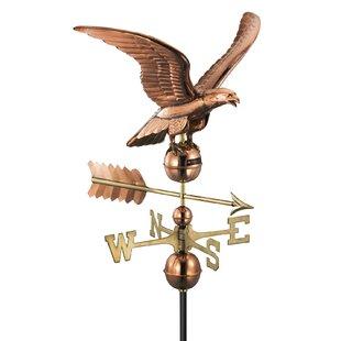 Broomsedge Eagle Weathervane Image