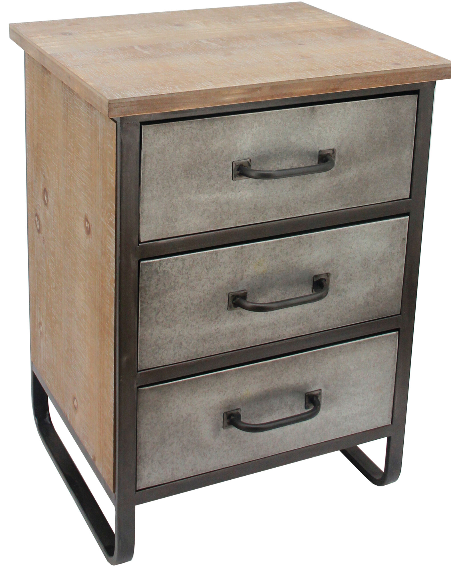size 40 5abd3 47a96 Nicholson Farmhouse 3 Drawer Accent Chest