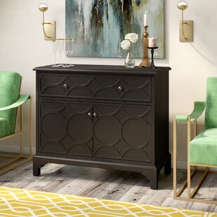 Willa Arlo Interiors Rothe 1 Drawer 2 Door Hospitality Cabinet