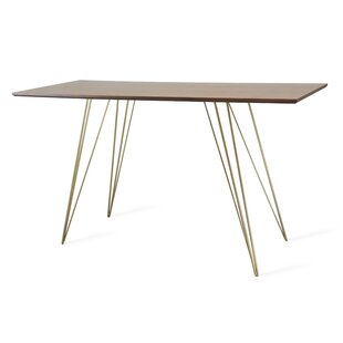 Williams Wood Writing Desk by Tronk Design