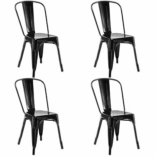 Williston Forge Nakamura Dining Chair (Set of 4)