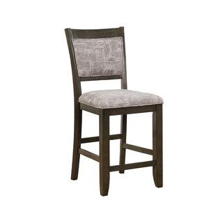 Leana Upholstered Dining Chair (Set of 2) by Gracie Oaks