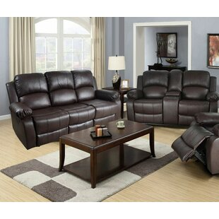 Beverly Fine Furniture Lucius Reclining 2 Piece Living Room Set