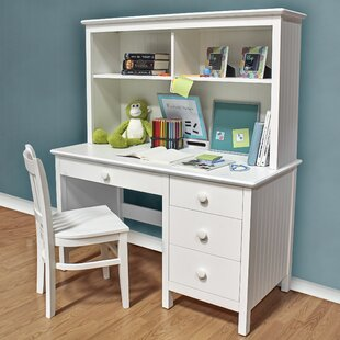 Dakota Computer Desk With Hutch by Epoch Design Best
