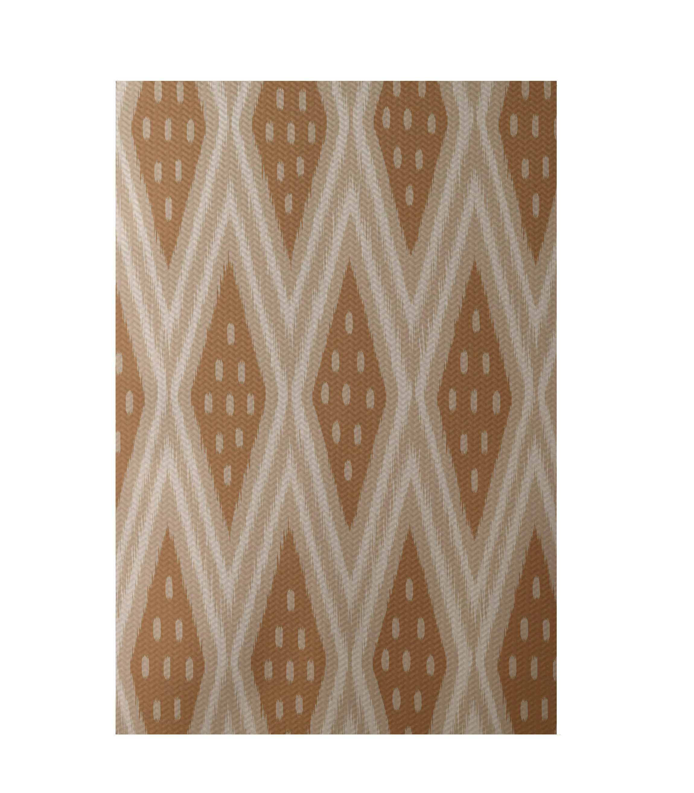 E By Design Flatweave Taupe Area Rug Wayfair
