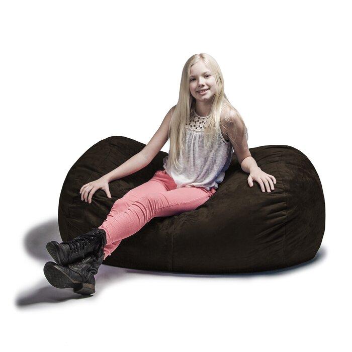 Pleasing Jaxx Jr Bean Bag Lounger Unemploymentrelief Wooden Chair Designs For Living Room Unemploymentrelieforg