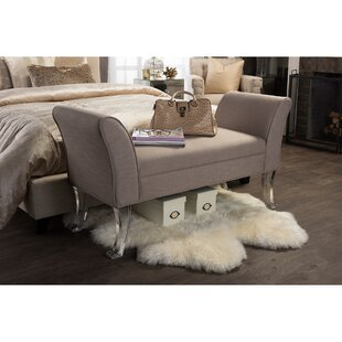 Mercer41 Kaplan Upholstered Bench