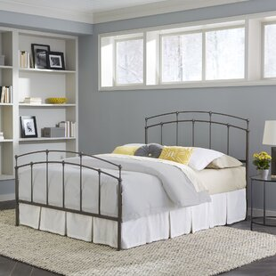 Compare prices Davies Panel Bed by Alcott Hill Reviews (2019) & Buyer's Guide