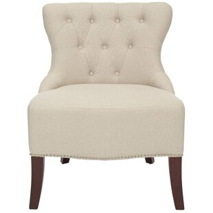 Safavieh Zachary Tufted Living Room Slipper Chair