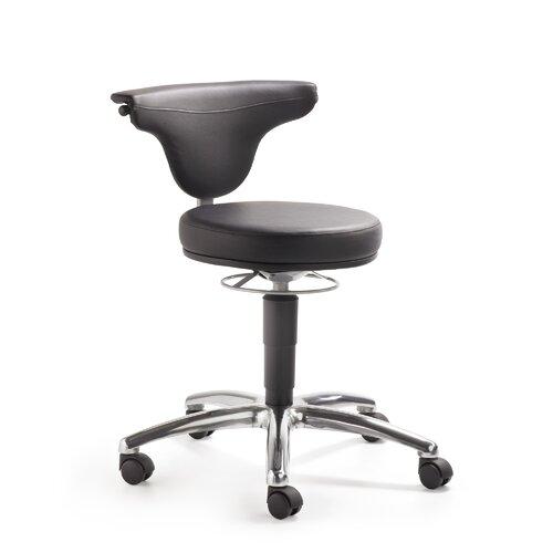 Drehstuhl   Büro > Bürostühle und Sessel  > Bürostühle   Schwarz   ClearAmbient