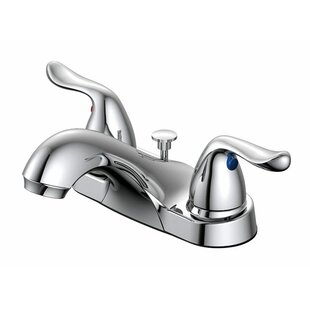 Read Reviews Centerset Bathroom Faucet ByOakbrook Collection