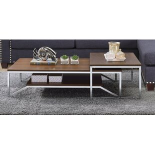Mose 2 Piece Coffee Table Set by Brayden Studio