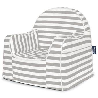 P'kolino Little Reader Personalized Kids Foam Chair with