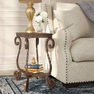 Norridge Chairside Table by Three Posts