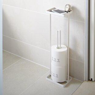Etonnant Free Standing Toilet Paper Holders Youu0027ll Love | Wayfair