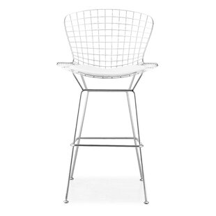 Wolfsberg 27.5 Bar Stool (Set Of 2) by Brayden Studio Wonderful