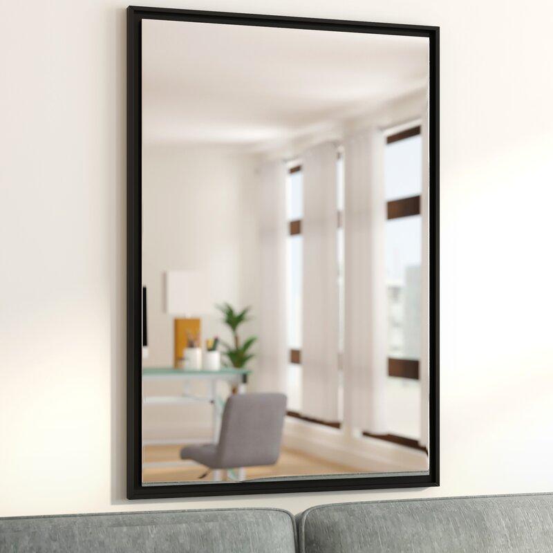 Allmodern Raeford Modern Comtemporary Accent Mirror Reviews Wayfair Ca