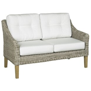 Forever Patio Carlisle Loveseat with Cushions