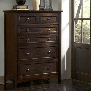 A-America Westlake 6 Drawer Chest