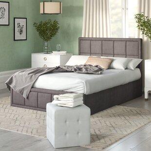 Topps Upholstered Ottoman Bed By Brayden Studio
