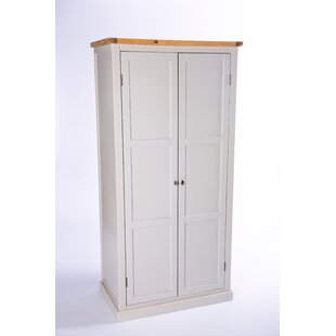 Esser 2 Door Wardrobe By Brambly Cottage