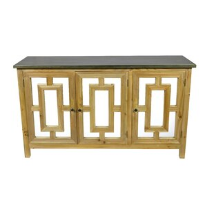 Oxalis 3 Door Accent Cabinet by Rosecliff Heights