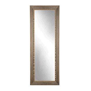 Brandt Works LLC Wood Trail Wall Mirror