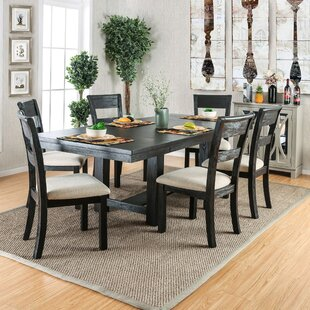 Aiden 7 Piece Extendable Dining Set