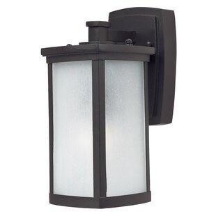 Reviews Fielden Outdoor Wall Lantern By Latitude Run