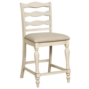 One Allium Way Ashcraft Bar Stool (Set of..