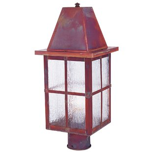 Best Choices Hartford 1-Light Lantern Head By Arroyo Craftsman
