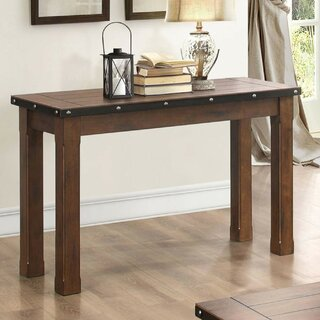 Anouk Wooden Console Table by Millwood Pines SKU:DA554161 Reviews
