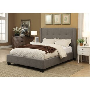 Madeleine Upholstered Panel Bed