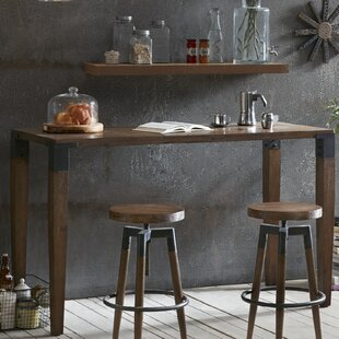 Deskins Counter Pub Table by W..