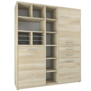 Aissatou 6 Door Storage Cabinet By Ebern Designs