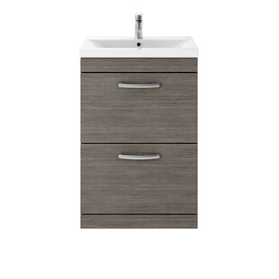 Maddalena 610mm Free-standing Single Vanity Unit By Zipcode Design