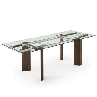 Bontrager Extendable Dining Table by Orren Ellis