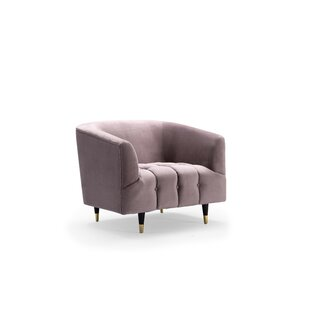 Everly Quinn Dagenham Barrel Chair
