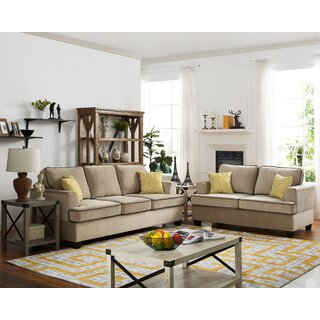 Whittlesey 2 Piece Living Room Set by Ebern Designs SKU:BE571961 Shop