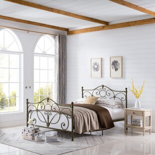 Rosendale Queen Panel Bed by Charlton Home