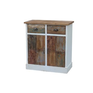 Cyprian 2 Drawer Combi Chest By Borough Wharf