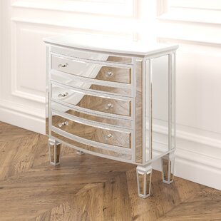 Elosie 3 Drawer Chest By Fairmont Park