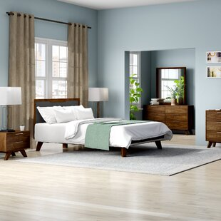 Hali Platform 5 Piece Bedroom Set by Langley Street Today Only Sale