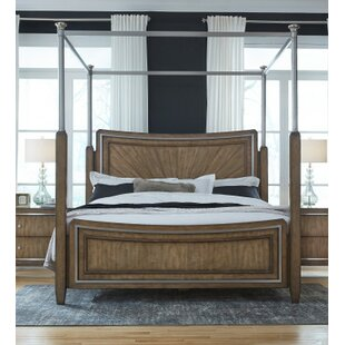 Newt Canopy Bed by House of Hampton