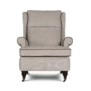 Read Reviews Sardinia Wingback Chair by Opulence Home Reviews (2019) & Buyer's Guide