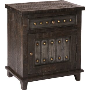 17 Stories Marques 1 Drawer 1 Door Accent Cabinet