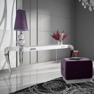 Kirkwood Bedroom Makeup Vanity Set by Everly Quinn